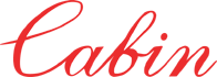 理容室キャビンのロゴ